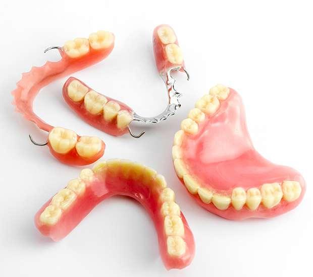 Jackson What Do I Do If I Damage My Dentures