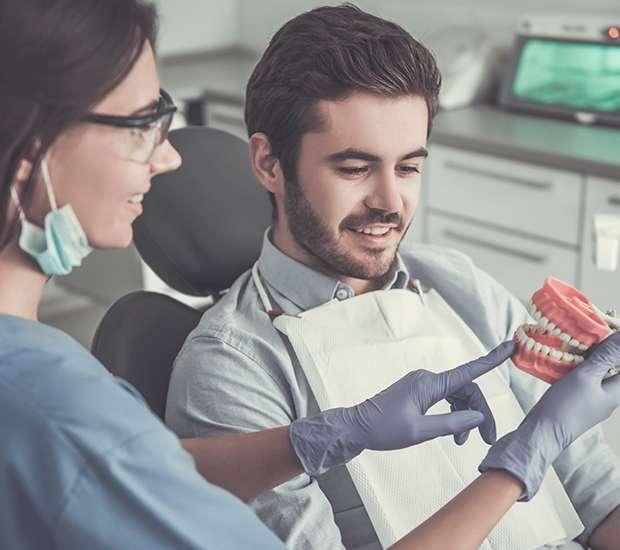Jackson The Dental Implant Procedure