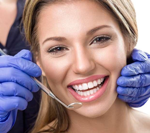 Jackson Teeth Whitening at Dentist